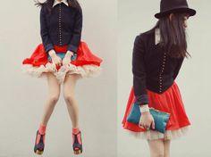 clothing spring dress