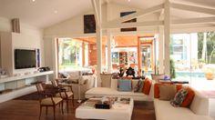 Portal diário Decor, salas de estar, ver mais em diariodecor.com.br #decoracao #interiordesign #decor #casa #sala #livingroom #home #house #saladeestar #artearquitetura
