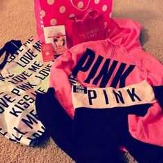 VS PINK MYSTERY BOX All items in this box will be size x-smallAll items are NWT VS PINK PINK Victoria's Secret Other