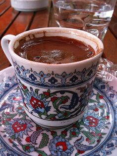 Turkish Coffee  www.wholejourneys.com