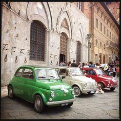 Italian500.... the original Fiat  ;)  i want one!