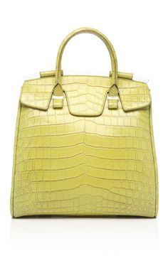 Shop Citronelle Kylie Satchel by J. Mendel for Preorder on Moda Operandi $29,000