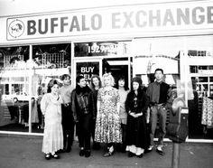b1f5af43a Buffalo Exchange San Francisco, Haight St 1987 Recycled Fashion, Buffalo,  Post Punk,