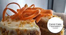 Το πιο νόστιμο Carrot cake με κρέμα Mασκαρπόνε που έχεις φάει ποτέ! Cooking Cake, Carrot Cake, Carrots, Cereal, Breakfast, Recipes, Food, Cakes, Morning Coffee