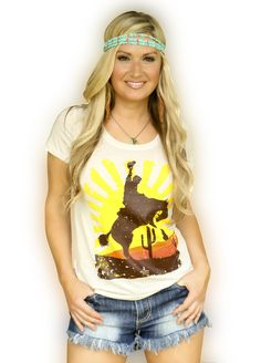 This tee is so fab. Must have!! From Ali Dee Collection