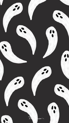 October Wallpaper, Cute Fall Wallpaper, Cute Patterns Wallpaper, Holiday Wallpaper, Halloween Wallpaper Iphone, Flor Iphone Wallpaper, Iphone Background Wallpaper, Aesthetic Iphone Wallpaper, Aesthetic Wallpapers