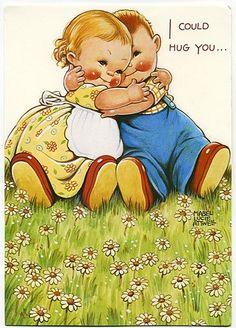 I Could Hug You...