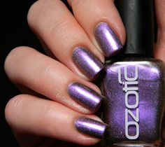Sassy Shelly: Nails and Attitude: Ozotic 912 Scatter