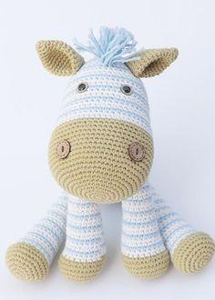 "* new book ""Cuddly Amigurumi Toys""! * Sim's striped. Amigurumi Do Zero Crochet Zebra, Crochet Teddy, Crochet Dolls, Crochet Baby, Crochet Animal Patterns, Stuffed Animal Patterns, Crochet Animals, Amigurumi Toys, Amigurumi Patterns"