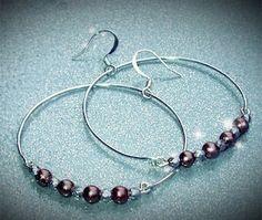 pearl hoop earrings i-want-to-do