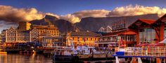 We collect you from your hotel for a magic day#TableMountain and #CapeTown City Centre tour