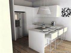 Cucina E Soggiorno Open Space Pictures to pin on Pinterest