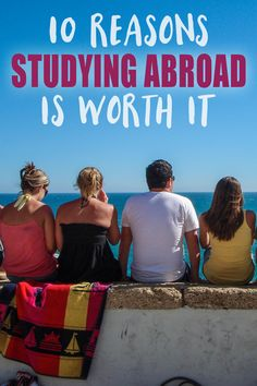I studied abroad in 2008 on an intensive Spanish Study Abroad program AND it was my first trip out of the US. Studying abroad is a true rite of passage and one that nobody should miss. Are you finally ready to take the plunge? Here are ten reasons why studying abroad is SO worth it!