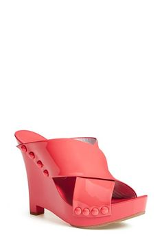 Pedro Garcia 'Bibi' Wedge Sandal (Women) available at #Nordstrom