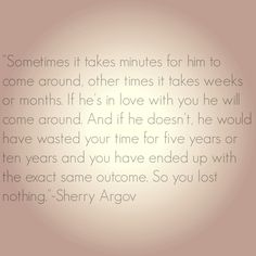 Sherry Argov Quote from Why Man Marry Bitches
