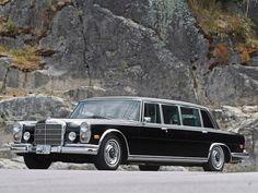 Mercedes-Benz 600 Pullman Limousine - Auto X Mercedes Benz 600, Old Mercedes, Classic Mercedes, Mercedes W124, Automobile, Daimler Benz, Limousin, Retro Cars, Motor Car