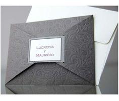 Colección EMMA 2014 – Boda Style Invitación de boda 34908