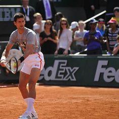 Roland Garros 2015 Novak