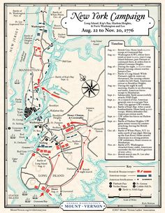 Access our growing collection of historic and modern maps.  Our collection includes Revolutionary War battle maps, maps of the Mount Vernon estate, and others pertaining to Washington's life.