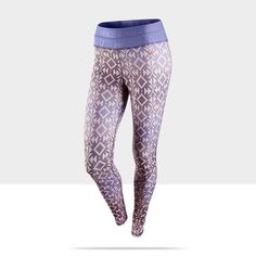 Nike Store. Nike Pro Hyperwarm Print Women's Training Tights