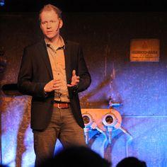 Jubiläumsfeier, Stefan Willkommer, CEO TechDivision