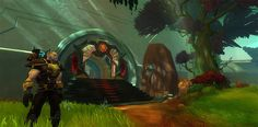 Wildstar's Graphics Will Be Getting An Upgrade