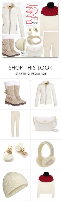 """""""Snow Bunny Style"""" by nans-g ❤ liked on Polyvore featuring Golfino, Chloé, Vince Camuto, UGG Australia and Icebreaker"""