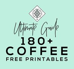 In which I round up coffee free printables from all corners of the Internet. If you're a caffeine fiend looking for art, you've found the motherlode. Coffee Art, Coffee Shop, Coffee Lovers, Iced Coffee, Site Art, Coffee Bar Signs, Vintage Coffee, Coffee Quotes, Mom Quotes