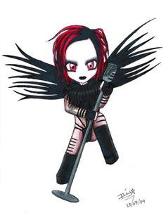 Marilyn Manson by Litylon on deviantART
