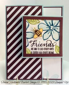 Garden in Bloom Stamp Set