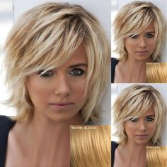 Woman'S Wig Like Lisa Rinna'S Hair Style 23