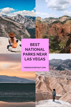 Visit this beautiful national parks near Las Vegas where you can hike, relax and take in scenic views. Colorado National Parks, National Park Camping, California National Parks, Us National Parks, Las Vegas Travel Guide, Las Vegas Trip, Us Road Trip, Family Road Trips, Usa Travel