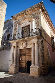 Casa Palacio del Marques de Las Torres de La Pressa. Carmona Sevilla