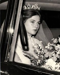 Antonia de Prusse, Duchess Of Wellington, wearing the tiara for her wedding Royal Tiaras, Tiaras And Crowns, Wedding Tiaras, Diamond Tiara, Marquise, Royal Jewelry, Royal House, Prince And Princess, Royal Weddings