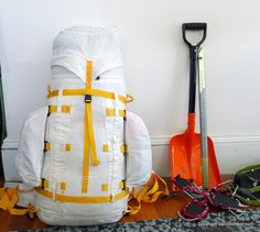 The Kelty Spectra Cloud Backpack - Base weight of 1 lb. 4 oz. (4,000 cubic inches)