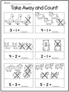 Kindergarten Math Activities, Pre K Activities, Preschool Printables, Teaching Math, Mickey Coloring Pages, Toddler Learning, Math Worksheets, Cursive, Pre School