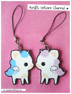 MAKE YOUR OWN ACRYLIC CHARMS