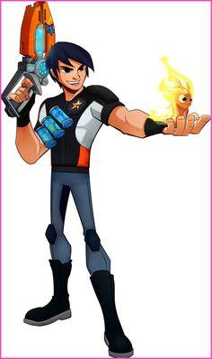 """Disney XD """"Slugterra"""" TV Show Premieres October 15, 2012"""