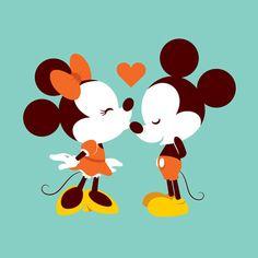 Kawaii Disney by Jerrod Maruyama. Love these!