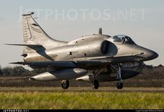 Argentine Air Force Lockheed-Martin A-4AR Fightinghawk