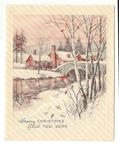 ANTIQUE GREETING CARDS by bitsorf Thank you for your visits!, via Flickr