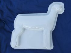 Show Lamb Cake Pan by TheBrandedBarn on Etsy, $15.00