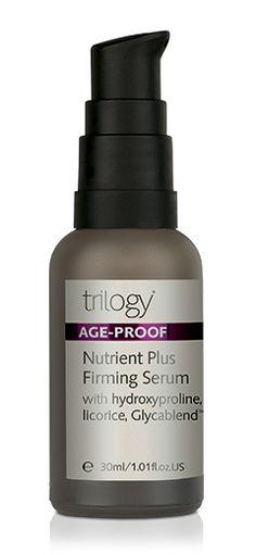 Nutrient Plus Firming Serum   Trilogy