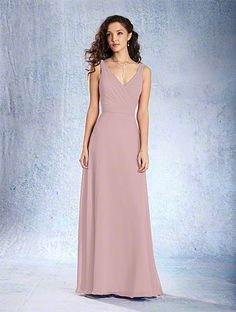 Color: Love's First Blush.  Alfred Angelo Bridal Style 7359L from All Bridesmaid Dresses