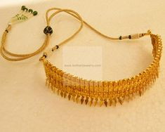 Where Sell Gold Jewelry Refferal: 7110611951 Gold Earrings Designs, Gold Jewellery Design, Necklace Designs, Gold Chocker Necklace, Gold Choker, Gold Necklaces, Chokers, Kerala Jewellery, Indian Jewelry