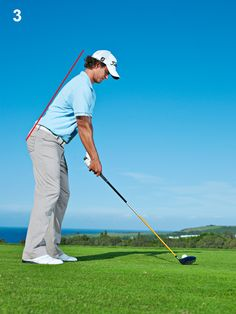 Golf Exercises and Drills to Get a Posture Like Adam Scott and Stenson