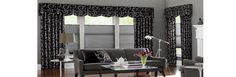 #DraperyValances #DraperyCorniceBoard #FabricValances #CustomValances  Drapery Head Boards to Highlight your Bedrooms This Spring - http://www.zebrablinds.com/blog/drapery-head-boards-highlight-bedrooms-spring/
