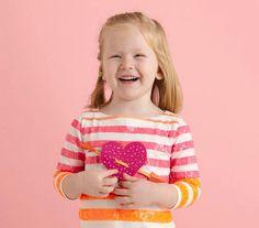 Valentine's Day Craft for Kids: Pixy Stix Hearts