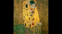 The Kiss, Gustav Klimt, 1908-09