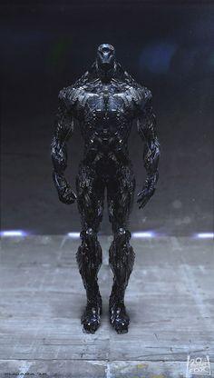 X-Men: Days of Future Past Sentinel Concept Designs by Maciej Kuciara